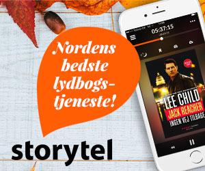 Gratis Storytel