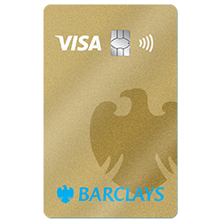 BarclayCard Gold Visa 1