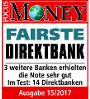comdirect Bankentest von €uro Siegel